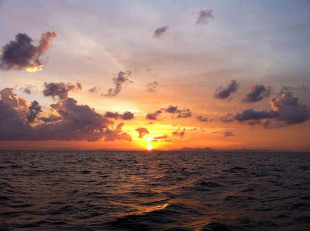pulau: Sunrise at Pulau Pangkor