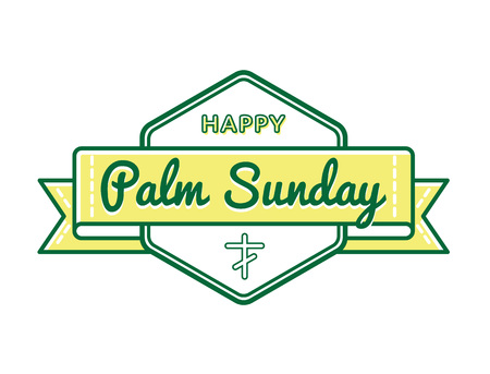 121 Palm Sunday Stock Vector Illustration And Royalty Free Palm ...