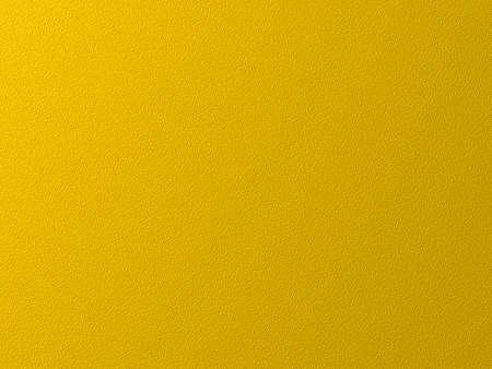 Texture of yellow stucco. Abstract background. 3D illustration