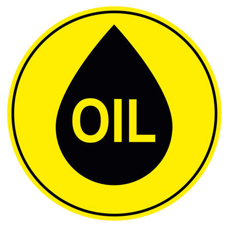 Oil and petroleum products icon. Vector illustration.