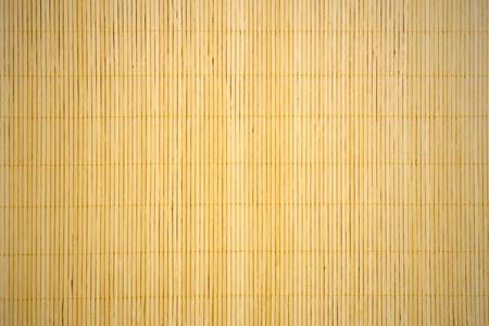 strukturierten Hintergrund mit Bambus-Matte