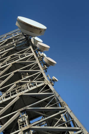 comunications tower 2 photo