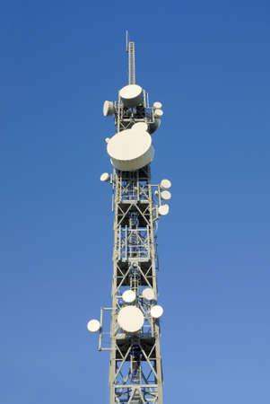 comunications tower 6 photo
