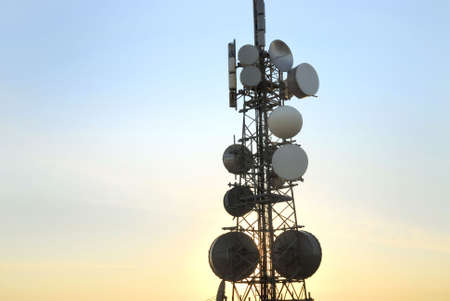 telephonic: telecommunications tower 8