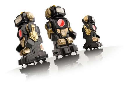 pursue: seventies toys robots