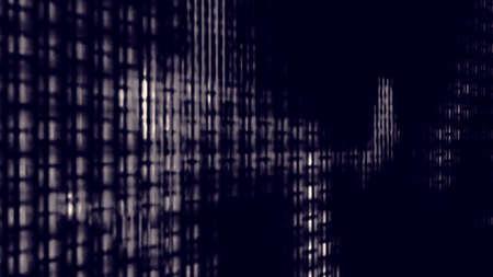 TV Noise 0731 des formes de données numériques Résumé Banque d'images - 30064321