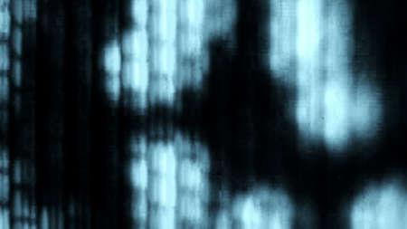 0738 Résumé formes de données numériques TV de bruit Banque d'images - 30064361