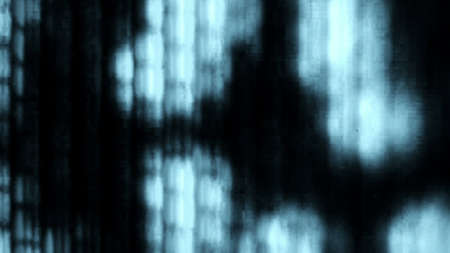 TV Noise 0738  Abstract digital data forms