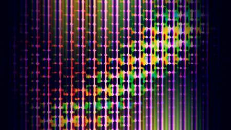 TV Noise 0741  Abstract digital data forms Zdjęcie Seryjne - 30064378