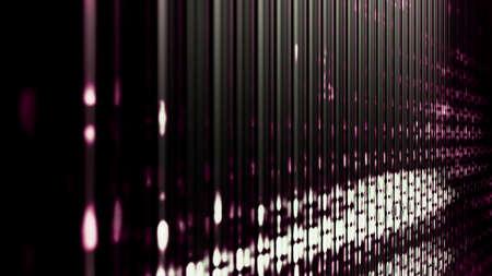 La technologie à écran futuriste abstraction Banque d'images - 30113318