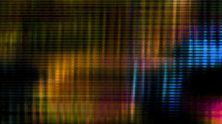 tele up: Futuristic, video screen display pixels creating an abstract pattern. From a series of abstract future tech imagery.