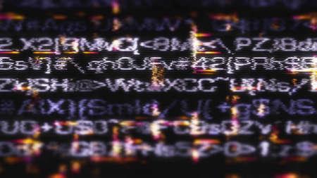 Data Glitch Streaming Data Malfunction 11021