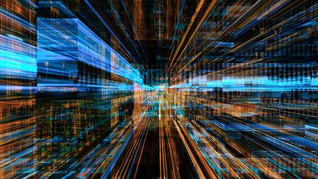 Futuristic Digital Light Technology 10902