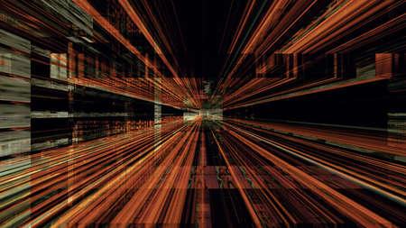 Futuristic Digital Light Technology 10904