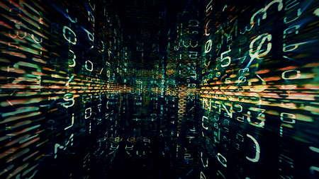 Futuristic Digital Light Technology 10888