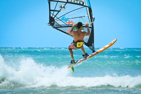 windsurf: Extreme Windsurfing tricks