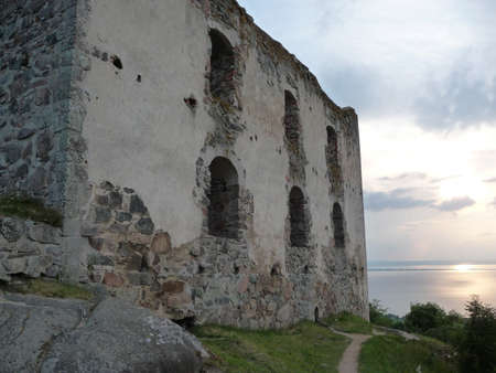 Castle of Brahehus photo