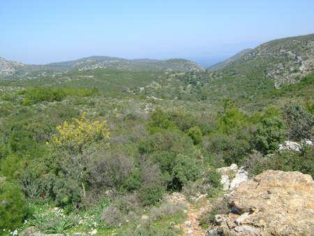 hillwalking: Hills above Torba