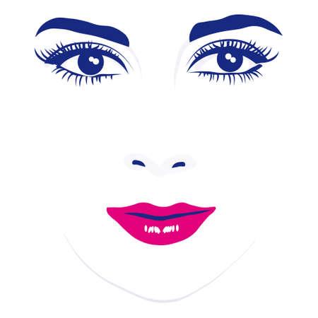 feature: Girl Illustration