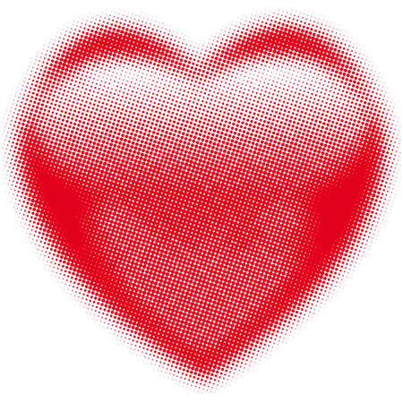 heart points vector illustraton Stock Vector - 5931890