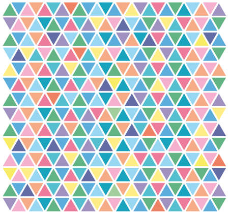 abstract pixel points mosaic background vector illustration colours Stock Vector - 6110680