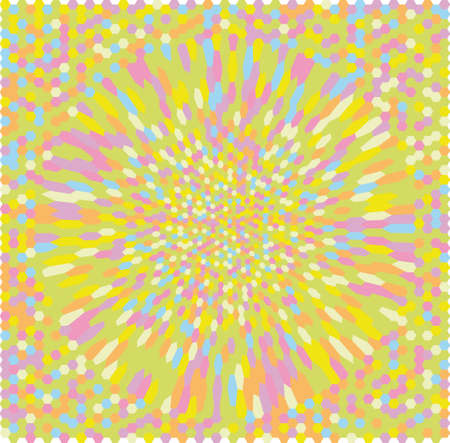 ball background - vector illustration  Vector