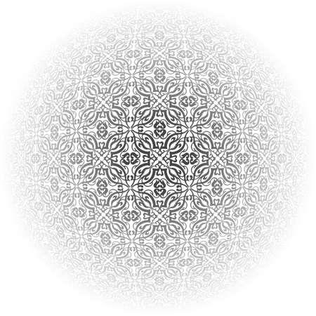 Illustration seamless background vector wallpaper abstract art Stock Vector - 6304556