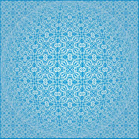 Illustration seamless background vector wallpaper abstract art Stock Vector - 6304560