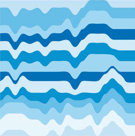 brillant: background abstract mosaic 3D- vector illustration  Illustration