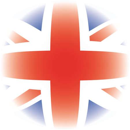 United Kingdom flag Stock Vector - 6854524