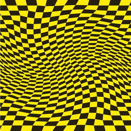 checker board: Corrector Junta patr�n de fondo - ilustraci�n