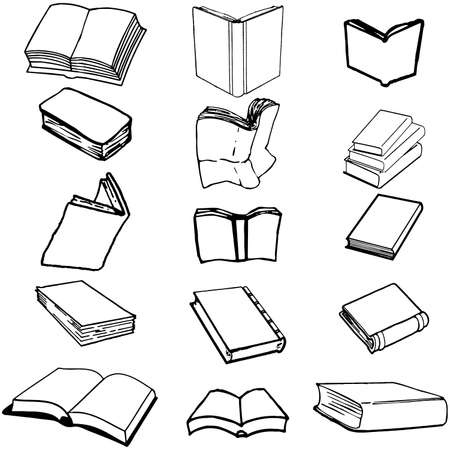 inkpot: Books