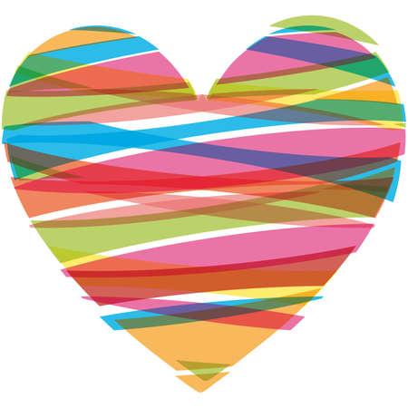 heart   Illustration icons symbols Valentine day
