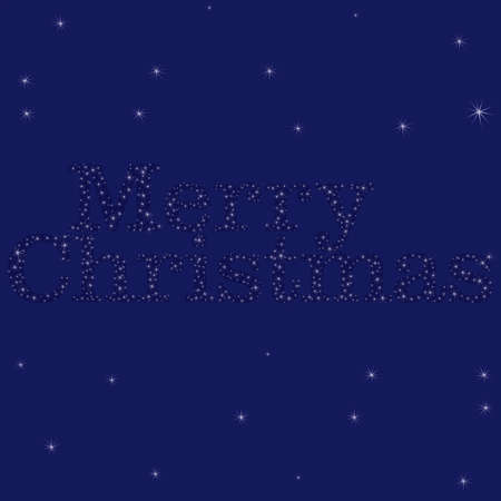 Merry christmas vector background photo