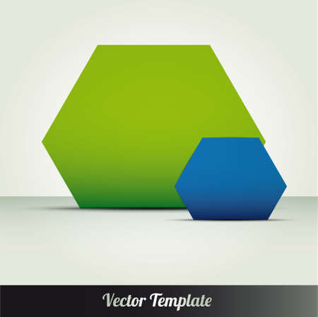 Template, vector eps10 illustration Stock Vector - 18132686