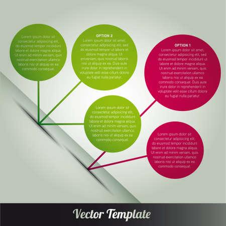 Template, vector illustration Vector