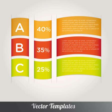 Template  illustration Vector