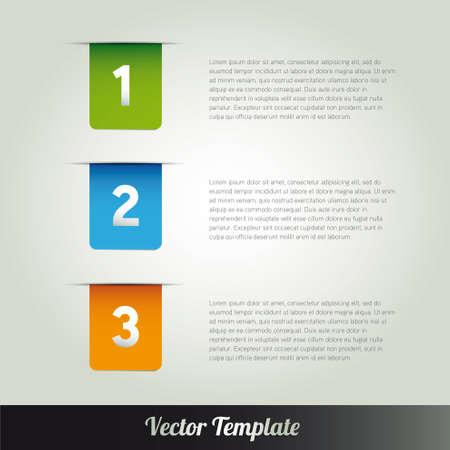 수: 현대적인 디자인 템플릿 infograph 벡터 사용할 수 있습니다 일러스트