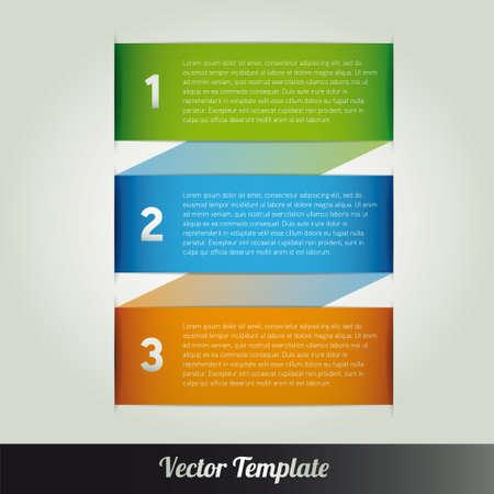instruction manual: Template  illustration