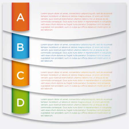 Banner Design template Vectores