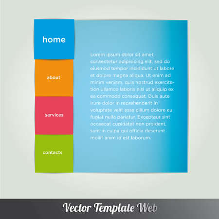 Modern infographics options banner. Vector illustration. can be used for layout, diagram, options, web design. Stock Vector - 18976465