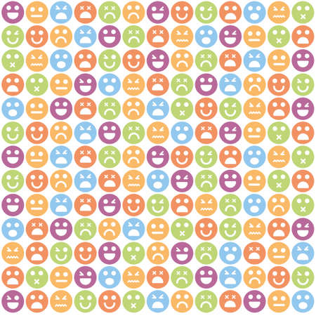 smile icon: smile icon Illustration