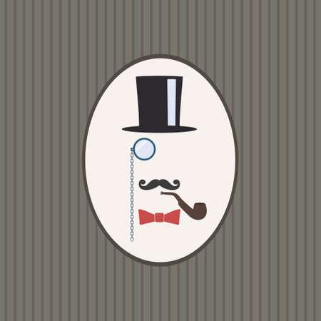 man s: Gentleman vector