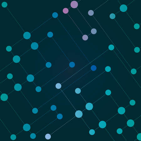 tecnologia comunicacion: Fondo de tecnolog�a de la comunicaci�n de red de color