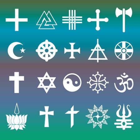 simbolos religiosos: símbolos religiosos