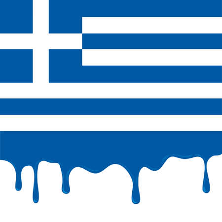 consolidation: Greece Flag