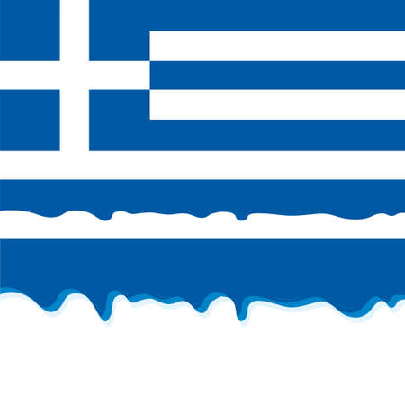 consolidation: Greece Flag