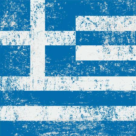 greek currency: Greece Flag