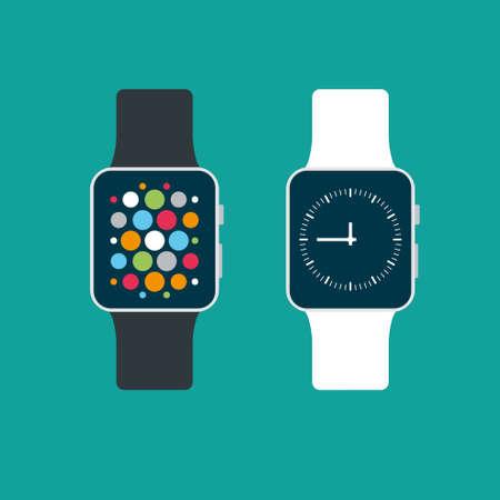 smartly: Smart watch Illustration