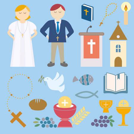 sacrament: September communion elements